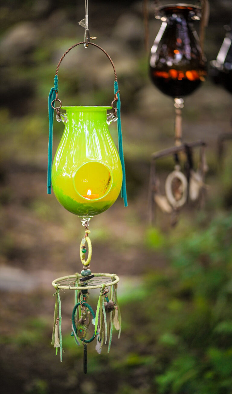 Lanterne Jade