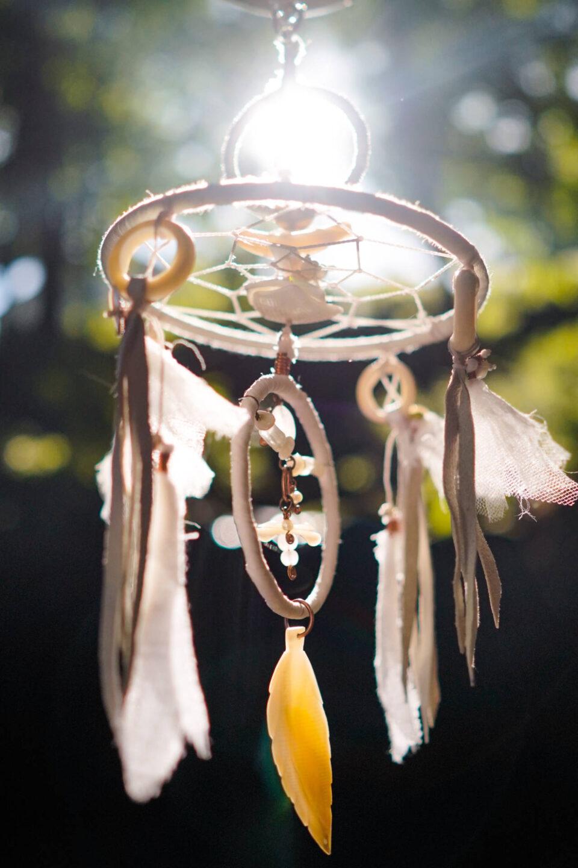 Astrancia - lanterne ornement