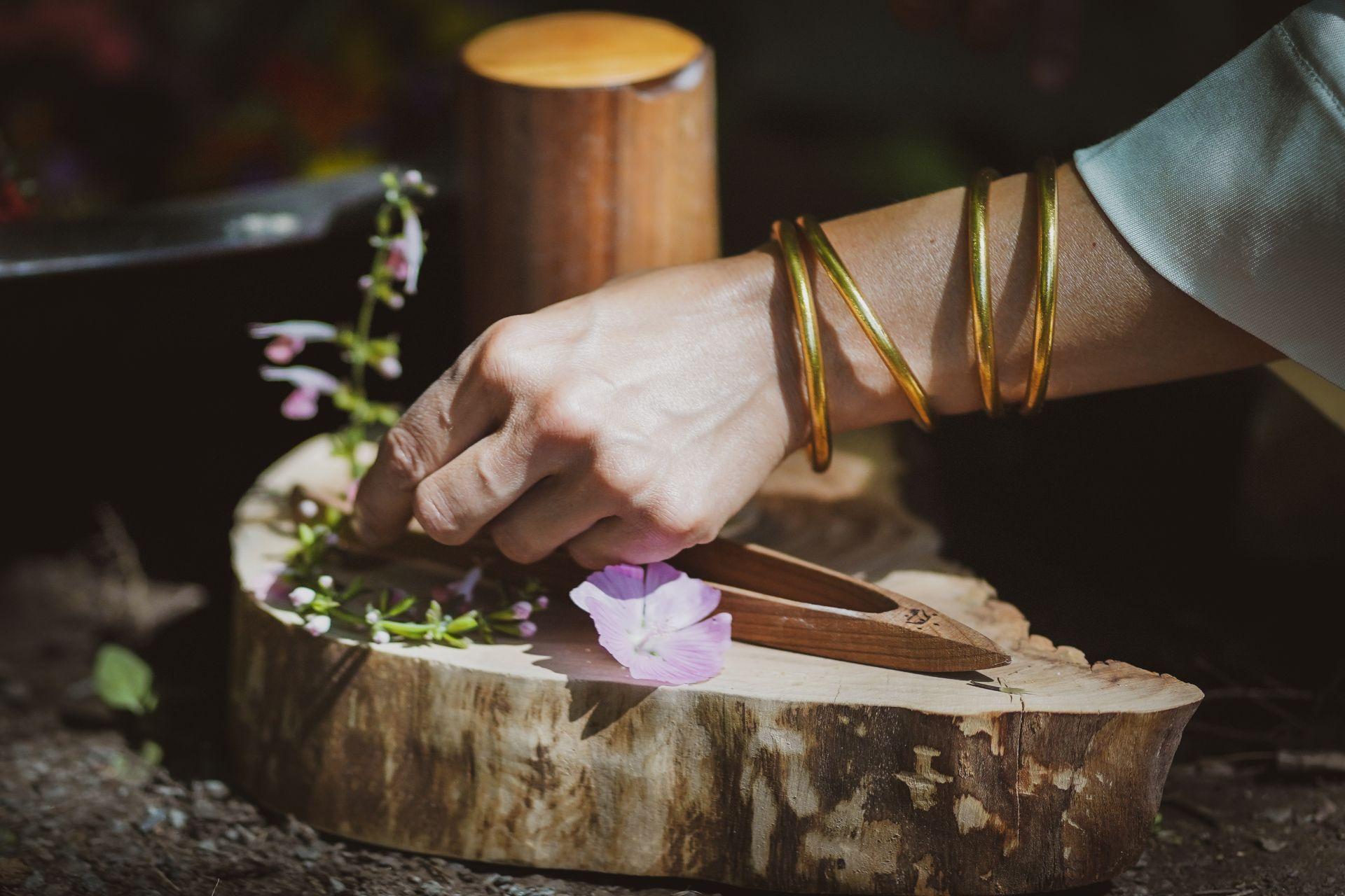 astrancia - service - ceremonie - passage de vie