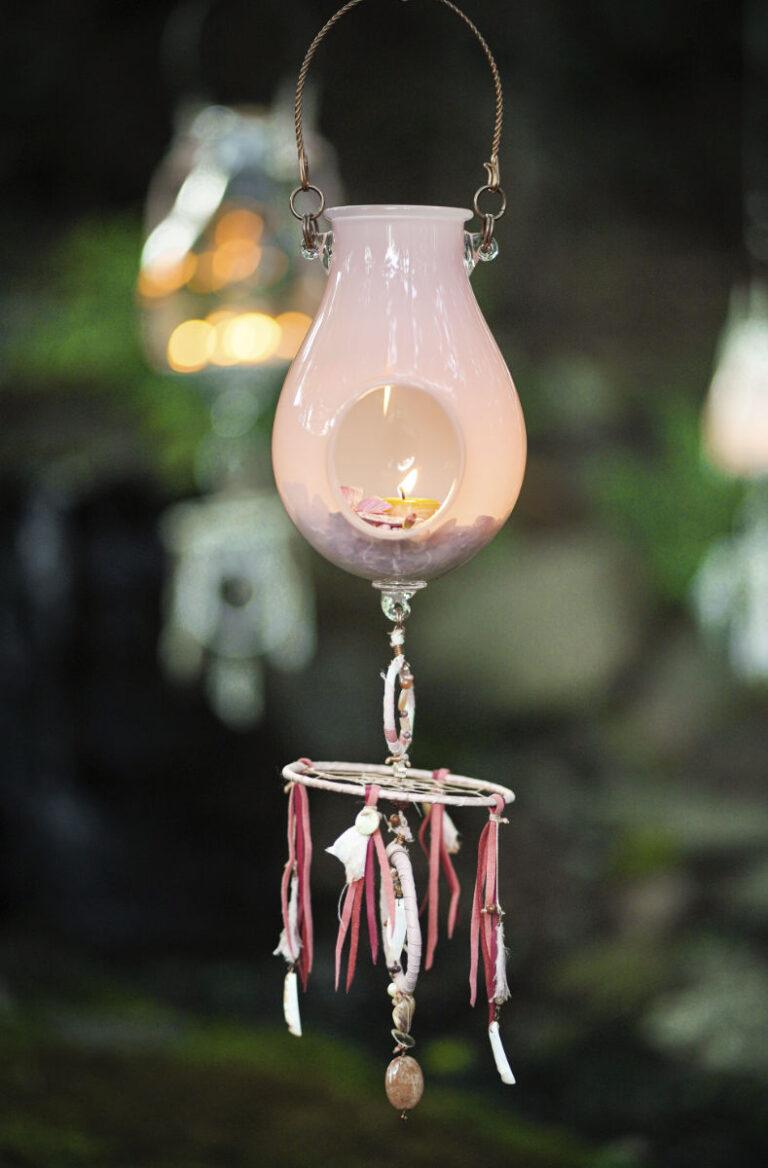 Lanterne Fleur de cerisier