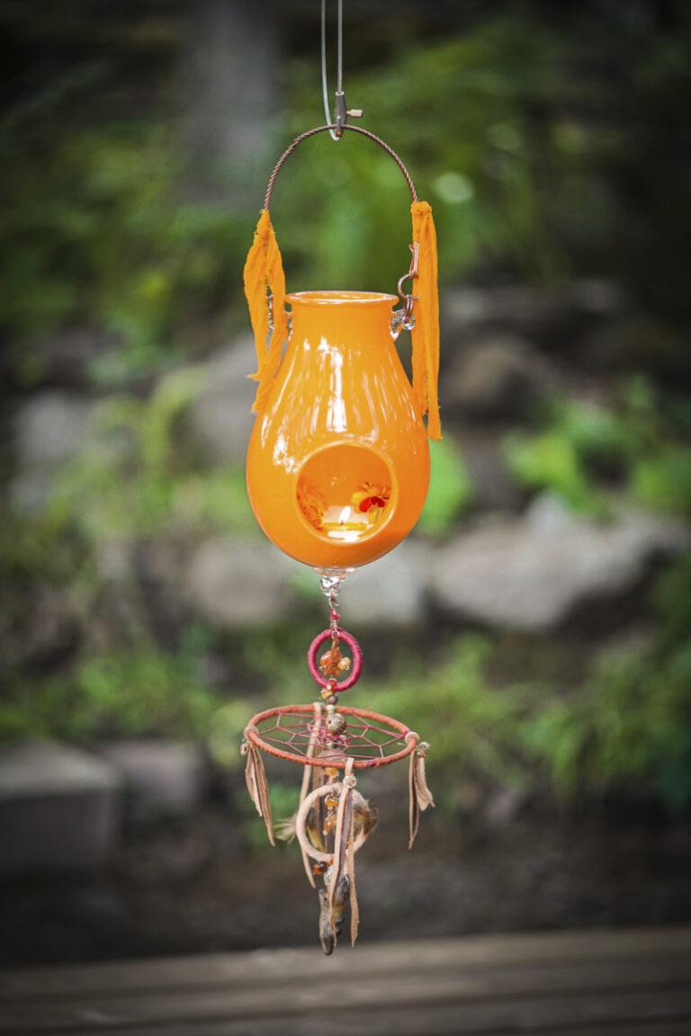Lanterne Feu de miel