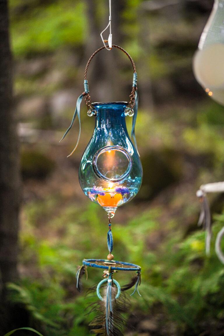 Lanterne Saphir